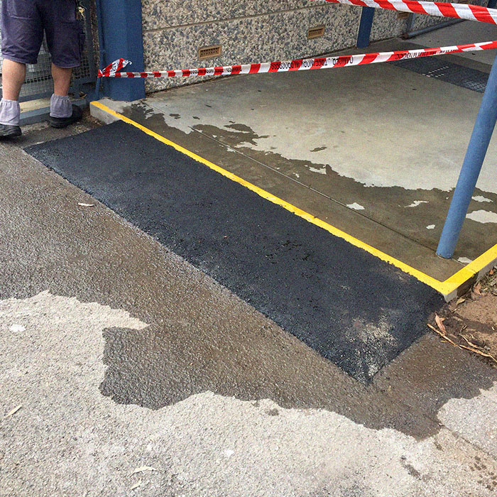 hotmix bitumen paving viking linemarking adelaide